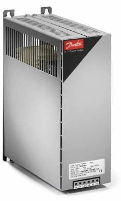 Выходные фильтры | Danfoss VLT Power Option MCC 102 du/dt Filter