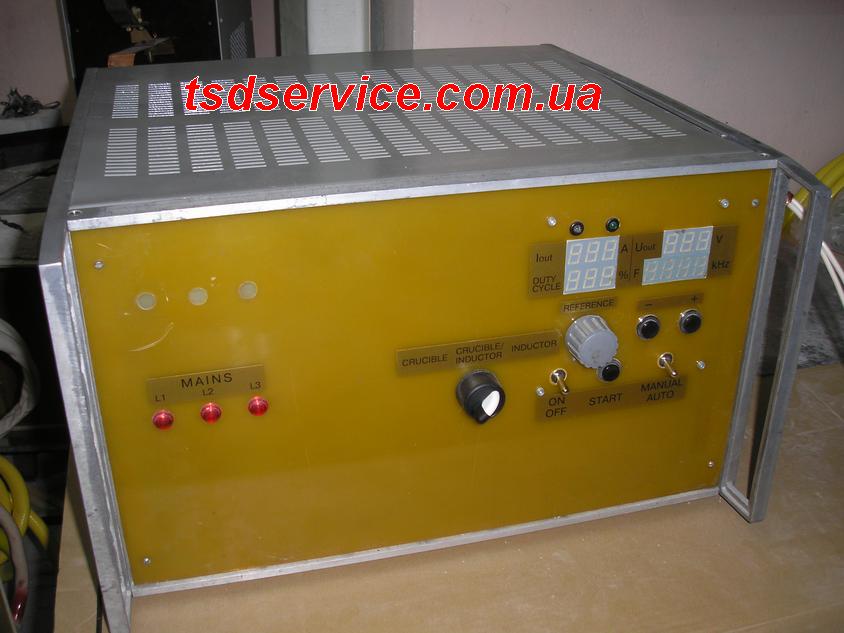 Нестандартне обладнання – резонансний інвертор