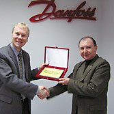 Authorized distributor of VLT® frequency converters from Danfoss Drives